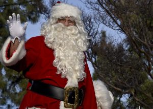 Christmas Parade set in MOD,  entries of all kinds welcome