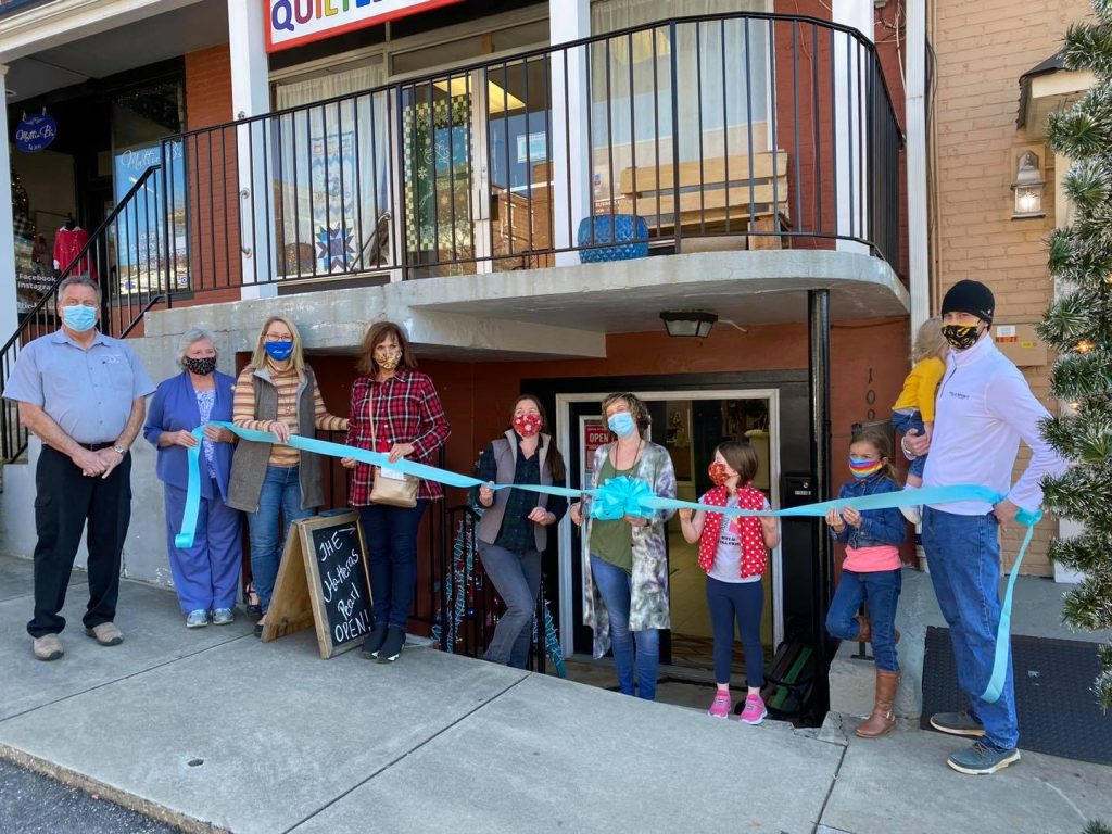 Business opens in time for holiday season
